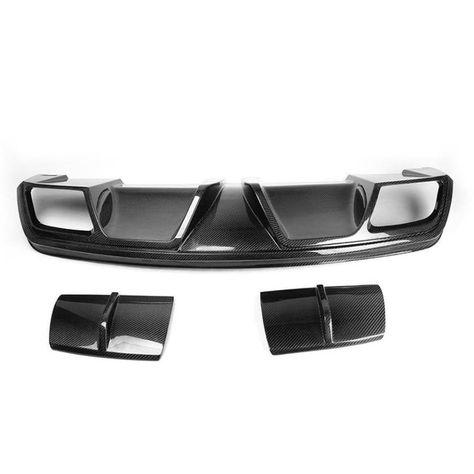 AMG BR Style Spoiler is suitable for Mercedes Benz CLA Class W117 C117 CLA200 CLA250 Sport CLA45 AMG Sedan Pre-facelift 2013 2013- 2015, not for base models. It is Pre-drilled holes, installed with tape and screws included.Carbon Rear Diffuser is 3K carbon fiber with anti-UV double-layer coating, super light, and durable. Enhance the visual impact, add a sporty look to the car, create a new iconic look, and distinguish your car from similar models on the street. Specification: Manufactured using