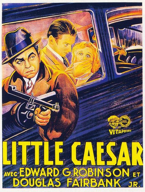 Image result for little caesar poster