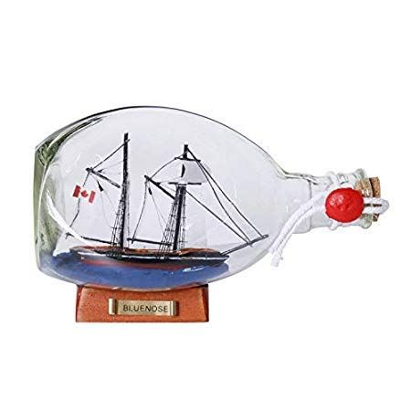 100 Ship In A Bottle Kits And Decor Ideas Nautical Accents Bottle Nautical Home