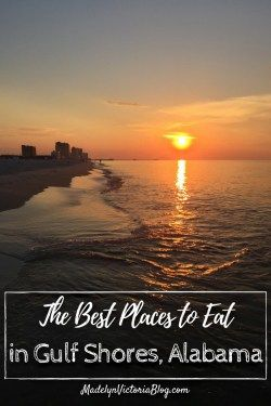 The Best Places To Eat In Gulf Shores Alabama Gulf Shores Alabama Alabama Vacation Dauphin Island Alabama