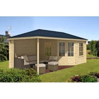 305 Cm X 305 Cm Gartenhaus Gartenhaus Haus Garten