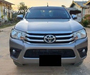 Rulgaye Toyota Hilux Revo Get On Easy Installment In 2020 Toyota Hilux Toyota Revo
