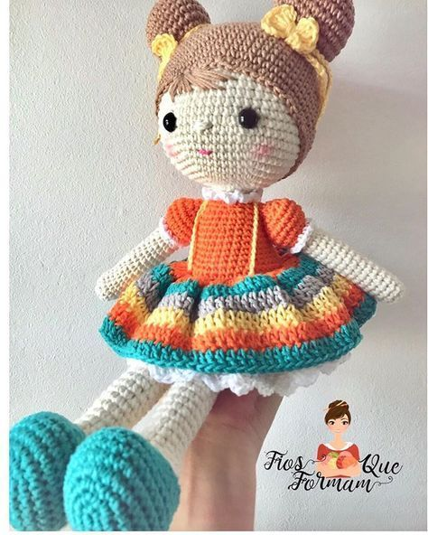 24 New Amigurumi Doll And Animal Pattern Ideas - Page 14 of 24 ... | 592x474