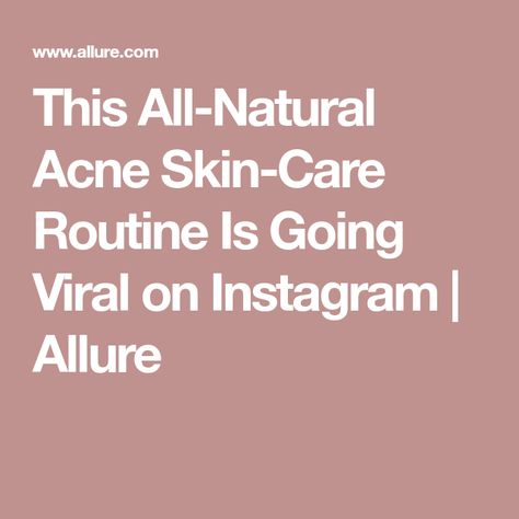 All-natural allure