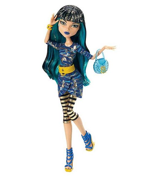 Cleo de Nile | ma collection monster high | Pinterest