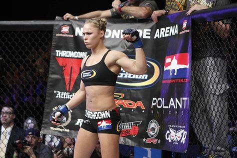 Ronda Rousey, dream body fo sho