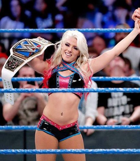 alexa bliss five feet of fury little miss alexa bliss pinterest