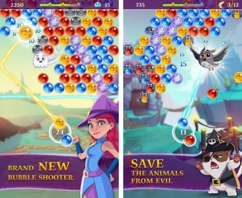 How To Get Freegold Bars And Lives On Bubble Witch 3 Saga App 2018 Bubble Witch 3 Saga Hack And Cheats No Verification Bubble Android Hacks Hacks Bubbles