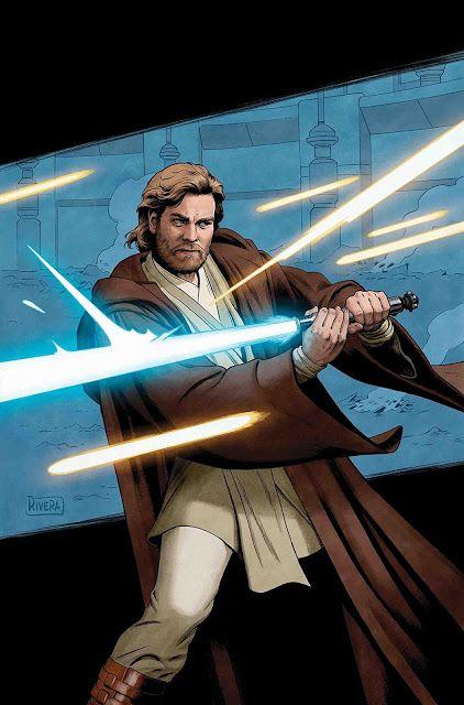 The Geeky Nerfherder Artoftheday Obi Wan Kenobi By Paolo