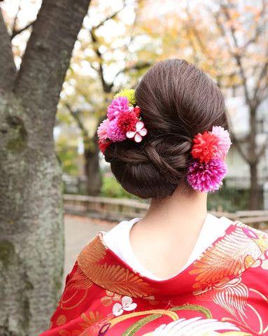 和装前撮り 髪型に関してはイメー 結婚式準備レポ みんなのウェディング 花嫁 髪型 花嫁 ヘアアクセサリー 前撮り 髪型