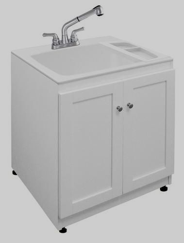 Tuscany Laundry Tub Cabinet Kit At Menards Laundry Tubs Kitchen