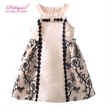 c177bd59db2f Easy To Stitched Simple   Elegant Baby Girls Frocks 2017