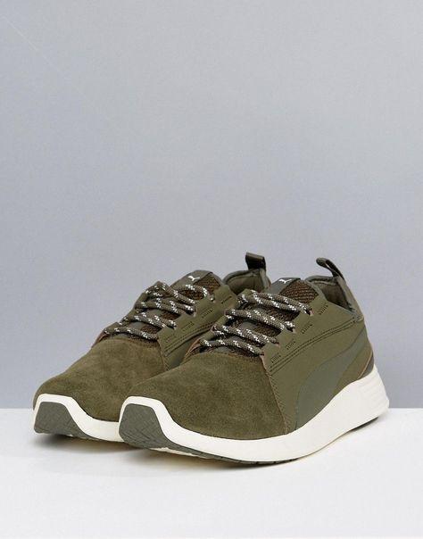 Puma Running ST Sneaker EVO v2 Sneakers In Khaki 36374002 - Green 150f6de13