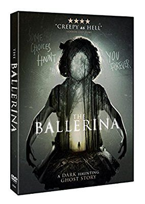The Ballerina Dvd Amazon Co Uk Deena Dill Thomas Mikal Ford Morgan Cryer Steve Pullen Dvd Blu Ray Haunting Stories Movie Subtitles Streaming Movies