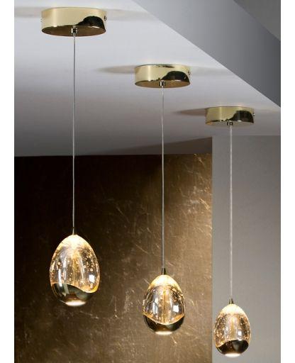 Rocio 1 Led Pendant Light By Schuller Interior Deluxe Pendant Lighting Dining Room Pendant Light Hanging Lights Kitchen