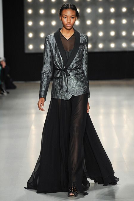 Look 36 MILLY Fall 2014