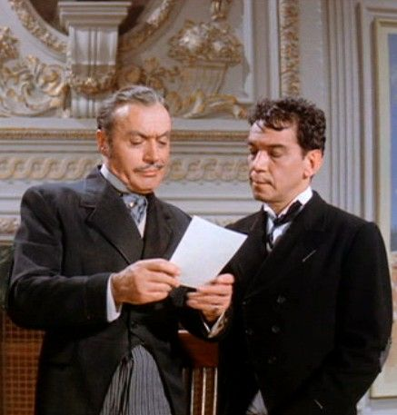 Charles Boyer Cantinflas In Around The World In Eighty Days