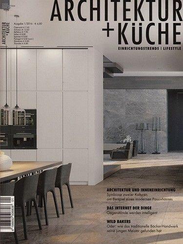 Einrichtungstrends Und Lifestyle Sonderheft Architektur Kuche 2016 Buecherdienst De Architektur Einrichtungstrends Inneneinrichtung