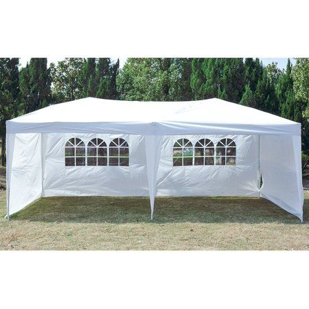 Patio Garden Gazebo Tent Pop Up Canopy Tent Pergola Canopy