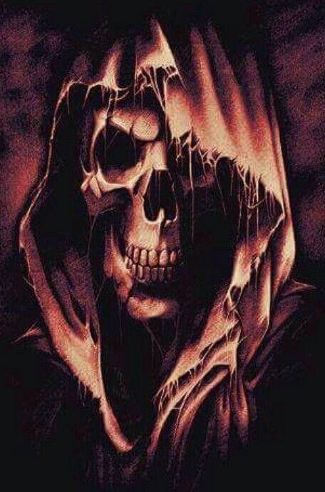 Praying Reaper Pick Your Size T Shirt Youth Medium-6 X Large