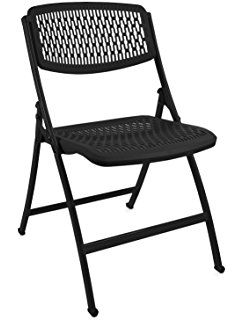 Flex One Event Folding Chair From Mity Lite With Breathable Seat