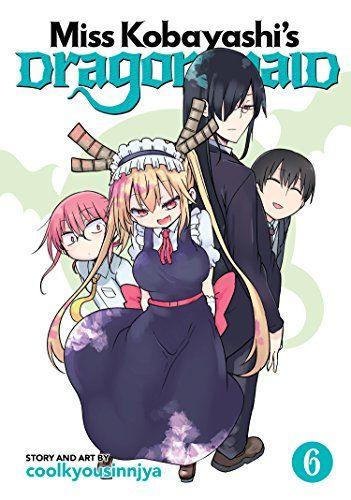 Read Download Miss Kobayashis Dragon Maid Vol 6 Free Epub Mobi