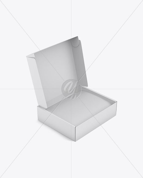 Download Paper Opened Box Mockup Half Side View In Box Mockups On Yellow Images Object Mockups Box Mockup Mockup Free Psd Mockup Downloads