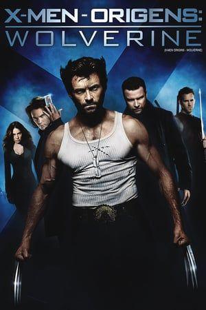 Capa Filme Wolverine Filmes X Men