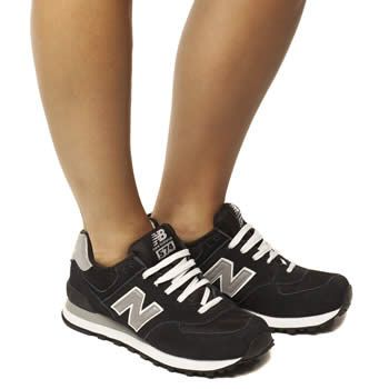 new balance suede and mesh 574
