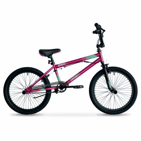 Hyper Bicycles Hyper Spinner 20 Girl S Steel Bmx Bike Pink Bmx