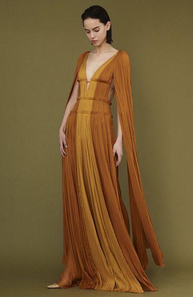 J. Mendel at New York Fashion Week Fall 2018 - Every Must-See Runway Dress at New York Fashion Week for Fall 2018 - Photos