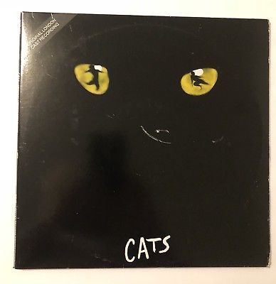 Andrew Lloyd Webber Cats Original London Cast Recording 2ghs 2017 It Cast The Originals Records