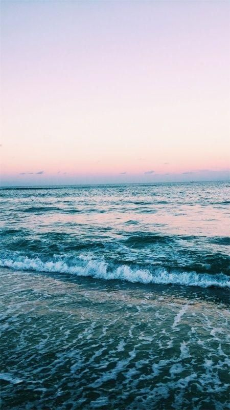 Pin On Beautiful Photography Blue wave wallpaper vsco