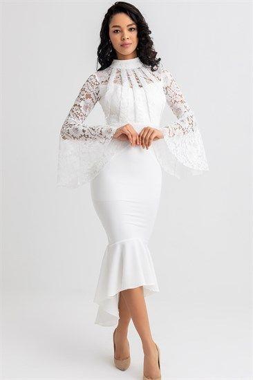 Nikah Abiyeleri Ve Nikah Elbiseleri Deniz Butik The Dress Kisa Gelinlikler Elbise