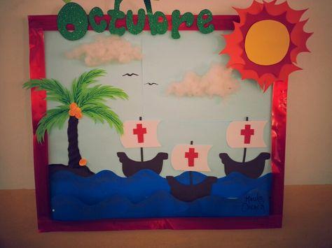 M s de 1000 ideas sobre periodico mural octubre en pinterest for Murales faciles y creativos