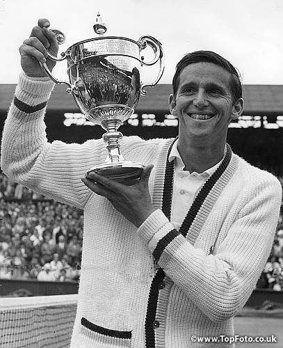 Roy Emerson -Roy Stanley Emerson is an Australian former number one tennis player who won 12 Major singles titles and 16 Grand Slam tournament men's doubles titles. He is the only male player to have completed a Career Grand Slam in both singles and doubles. Wikipedia Born: November 3, 1936 (age 79), Blackbutt, Queensland