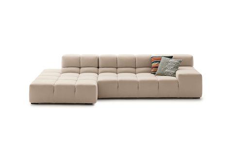 Sofa LUIS von B\B Italia Sofas, Sessel, Stühle Pinterest Italia - designer moebel weiss baxter