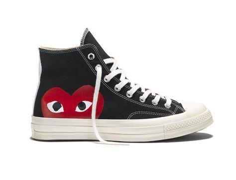 Comme des Garçons pour Converse, acte IV | Chaussure comme ...