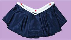 How to make a Sailor Moon of leotard and get paper pattern.