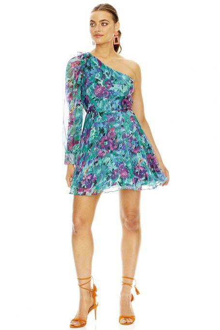 Sukienka W Kwiaty Maison Talulah Modna Na Wesele Lato Wiosna 2020 Dresses Fashion Strapless Dress