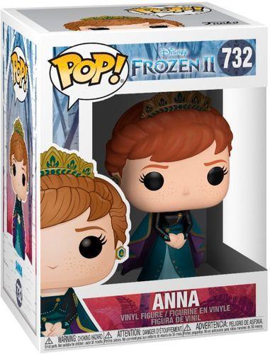 Funko Pop Disney Frozen 2 Anna Epilogue Dress Multi 46583 Best Buy In 2021 Funko Pop Disney Vinyl Figures Disney Fun Facts