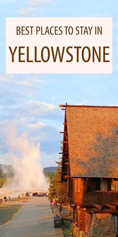 Complete accommodation guide for Yellowstone National Park. Where to stay in Yellowstone: the best Yellowstone hotels and lodging, and the very best place to stay near the park. Vacation Destinations, Vacation Trips, Vacation Spots, Vacation Ideas, Greece Vacation, Vacation Packages, Family Vacations, Yellowstone Vacation, Yellowstone Park