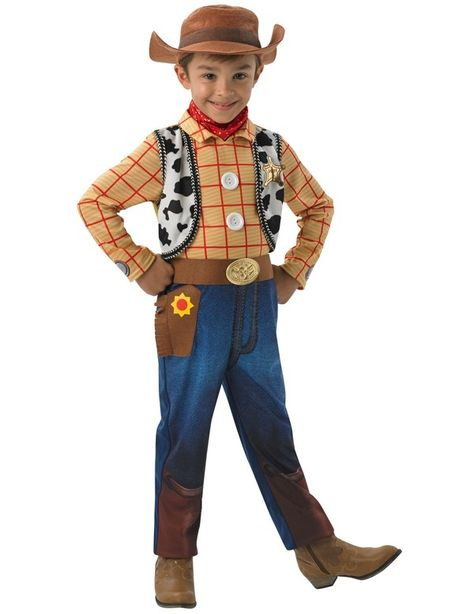 Child Toy Story Deluxe Woody Costume  6da4c9dc79701