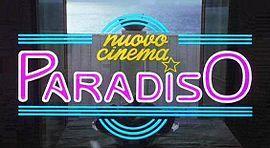 Nuovo Cinema Paradiso Cinema Paradiso Cinema Titoli Di Testa