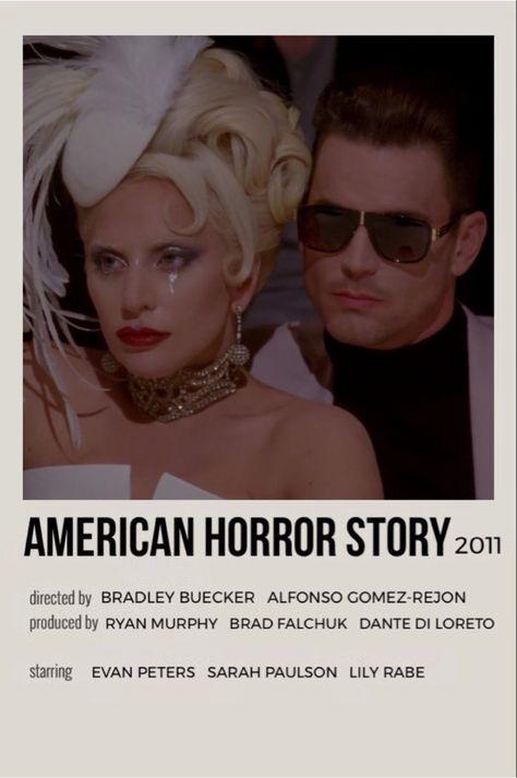 ahs movie poster