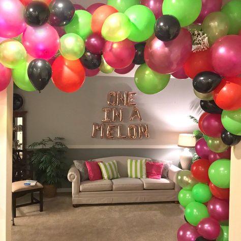 1st Year Birthday Decoration
