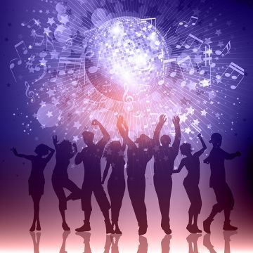Party Crowd Background 2102 Background Party People Png And Vector With Transparent Background For Free Download Friends Illustration Music Notes Background Background