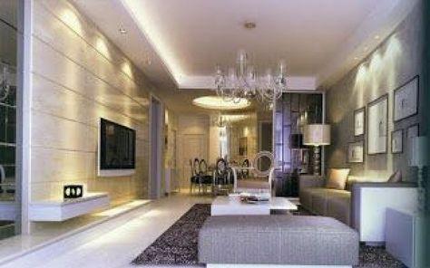 Utili consigli per illuminare correttamente il soggiorno ...