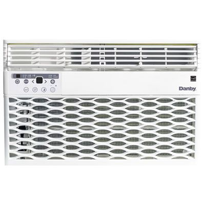 Danby Window Wi Fi Air Conditioner 12000 Btu White In 2020 Window Air Conditioner Air Conditioner Conditioner