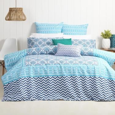 KOO Grecian Quilt Cover Set Double | Spotlight New Zealand | Kids ... : quilt cover set australia - Adamdwight.com